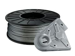 Silver PRO Series PLA Filament - 1.75mm (1kg)