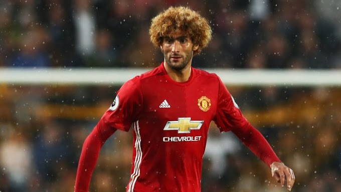Premier League! Fellaini Renews His Contract At Man United