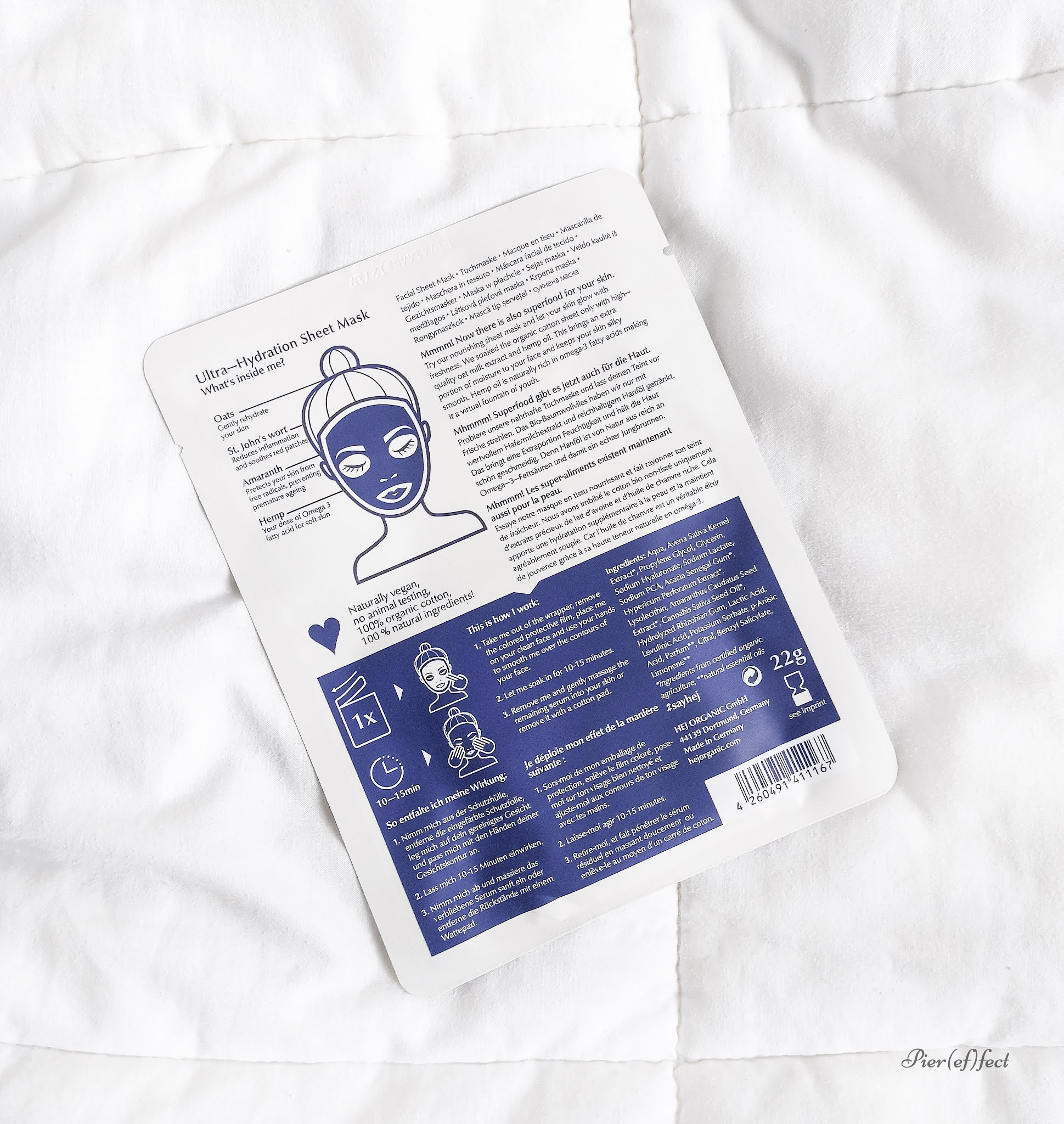 maschere tessuto naturali certificate