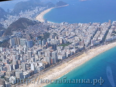 Рио де Жанейро, Rio de Janeiro, КостаБланкаРФ