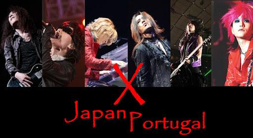 X Japan Portugal