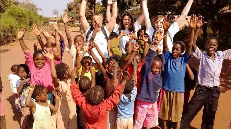 Voluntariado en Kenia con niños o animales