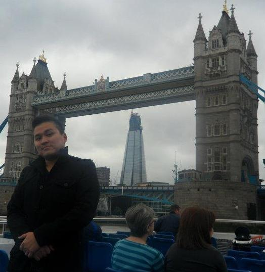 Asian Playboy Aka Jt Tran Pua In London, Asian Playboy