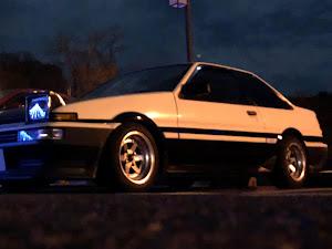 スプリンタートレノ AE86 GT-APEX 昭和62年3月生のカスタム事例画像 拓人さんの2019年12月11日21:12の投稿