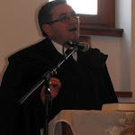 Lukács József nagyváradi főjegyző, püspökhelyettes igehirdetése