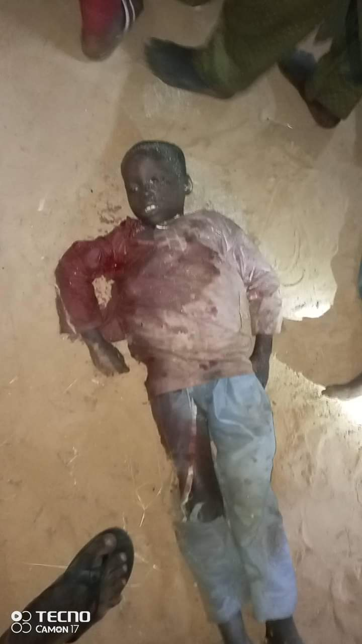 Unknown Gunmen Invades Goronyo Sunday market in Sokoto and killed over 40 people (Photos,Video)