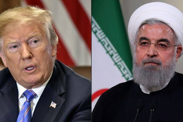 A tyrant's era has come to an end' - Iran's president Hassan Rouhani celebrates Trump's exit from the White House
