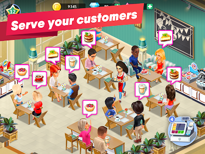 My Cafe — Restaurant game 8