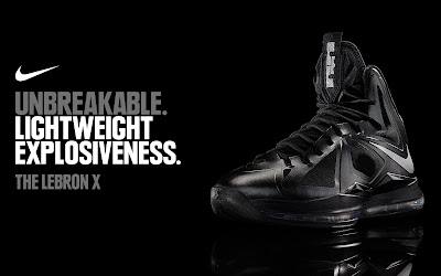 nike lebron 10 gr black anthracite 7 08 Release Reminder: Nike LeBron X Carbon / Black Diamond