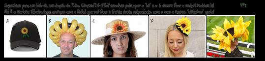 Chapéus Ninhos!