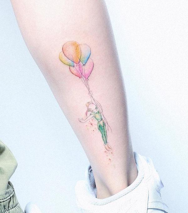 este_mgico_de_peter_pan_tatuagem