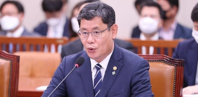 Gagal Satukan Korea, Menteri Unifikasi Korea Selatan Resmi Mengundurkan Diri