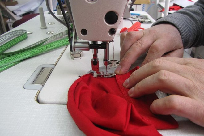 garments sample making
