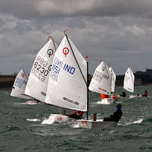 Irish Opi Nationals Main fleet Junior Day 4 (Paul Keal)