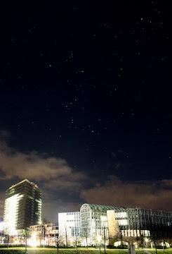 Stars over Düsseldorf