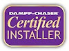 Certified Dampp-Chaser Installer