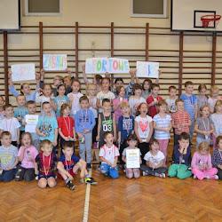 Turniej Gier i Zabaw Sportowych dla przedszkolaków