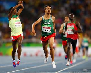 Jeux paralympiques 2016: Baka Abdellatif décroche la première médaille d'or pour l'Algérie !
