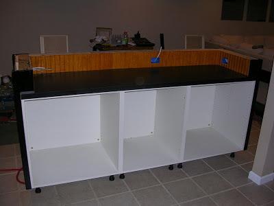 Ikea home bar furniture to plete your living room