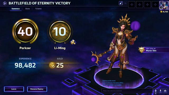 Level 10 Li-Ming