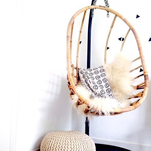 Hangstoel Standaard Marktplaats.Stijl The Egg Chair