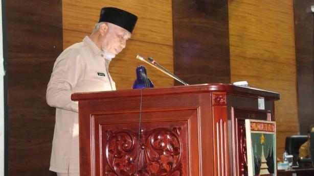Gubernur: Masukan dan Evaluasi DPRD Memperkuat dan Mempertajam RPJMD 2021-2026