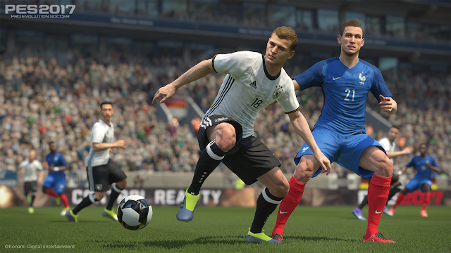 You Can Now Play PES 2017 Mobile With Your Friends Via Bluetooth 4