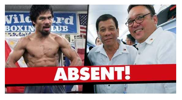 """""""Hindi niya Magagampanan ang Responsibilidad ng Senador!"""" Pacquiao, Supalpal sa DU30 Govt!"""