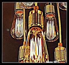 Photo: Incandescent light bulb