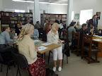 Taller en el Centro Cultural Islámico de Malta - WICS