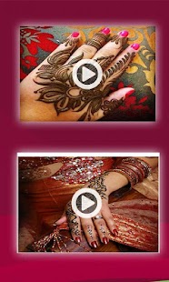 Easy Mehndi Design Videos 2018 Mehndi Designs thin - náhled