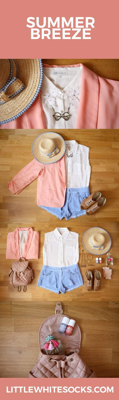 causal summer outfit