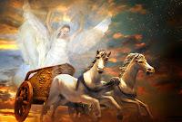 Η Ηώ στην Ελληνική Μυθολογία ήταν η Θεά της αυγής, κόρη του Τιτάνα Υπερίωνα και της Τιτανίδας Θείας, και επομένως αδελφή του Ήλιου.