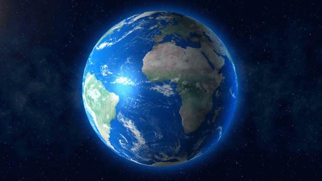 مساحة الارض
