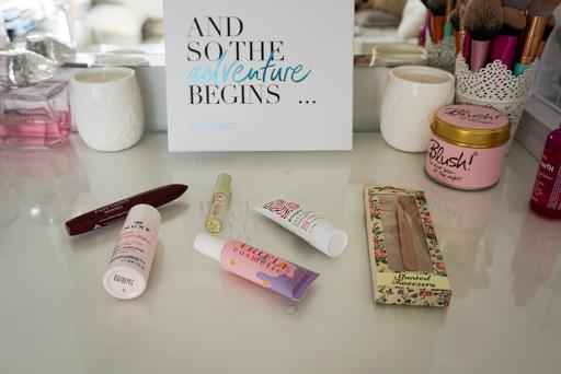 Beauty | Look Fantastic Beauty Box - January