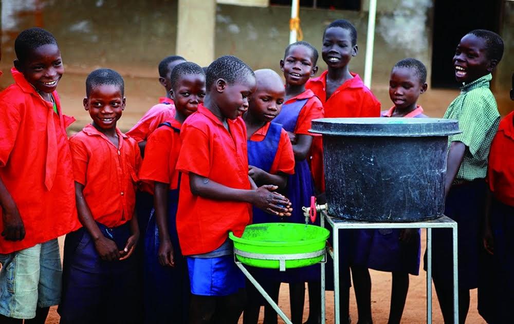 「100万人の手洗いプロジェクト」
