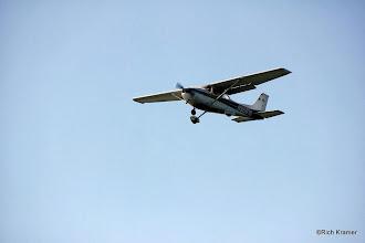 Photo: A flyover!