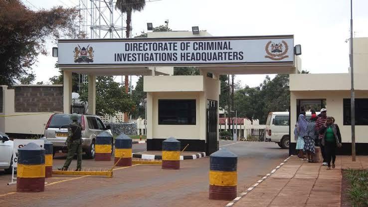 DCI headquarters, mombasa