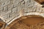 Eramosa Header and Wall Stone