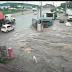 VÍDEOS: CARRO DE AUTOESCOLA CAUSA TOMBAMENTO DE CARRETA NO DISTRITO EM MANAUS