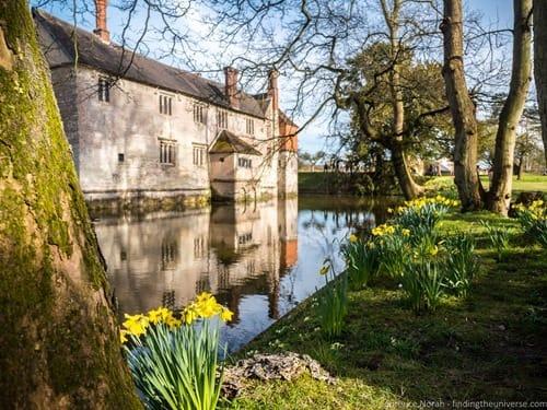 Baddesley Clinton National Trust Property UK