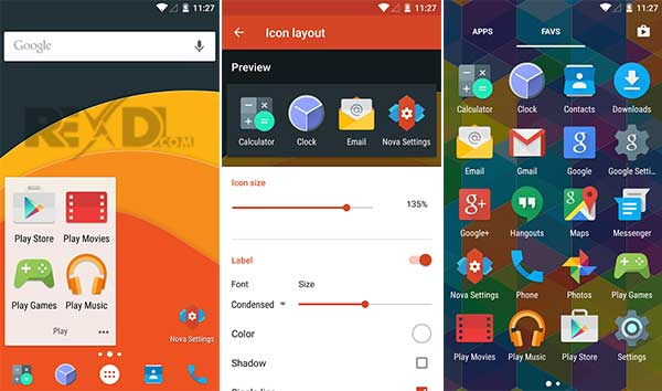 Nova Launcher Prime 6.0 Final Apk + Mod for Android