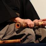 Koncert na shakuhachi in godala