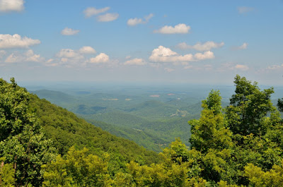 View from Twelve O'Clock Knob