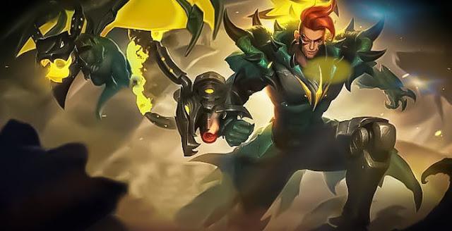 Hero Carry Favorit EVOS Wann di Mobile Legends
