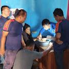 Ngeri! Petugas Damkar Lepas Cincin Dijari Manis Dewi Menggunakan Mesin Gerinda
