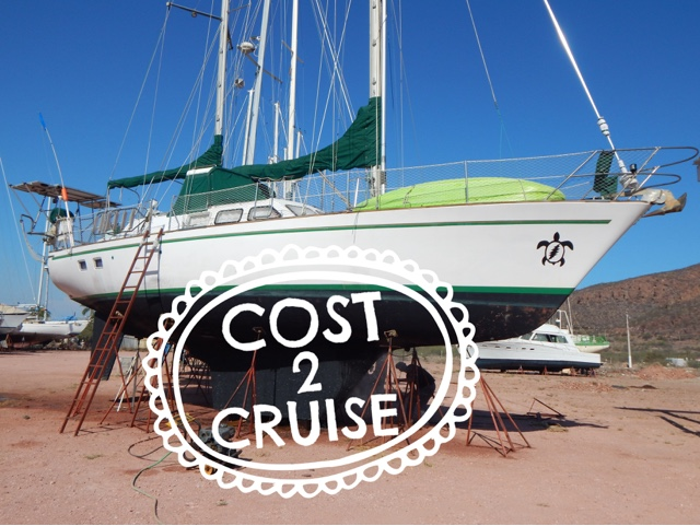 Sailing With Terrapin: COST TO CRUISE June 2015