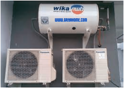Air Conditioning Water Heater