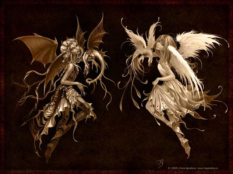 Beauty Of Magian Angel, Angels 4