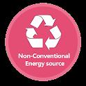 Non-Conventional Energy icon